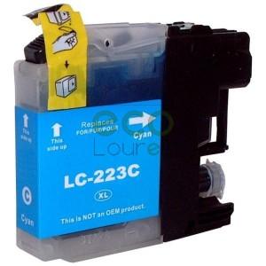Brother LC223C - Tinteiro Genérico