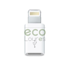 Adaptador Micro-USB a LIGHTNING 8 PIN