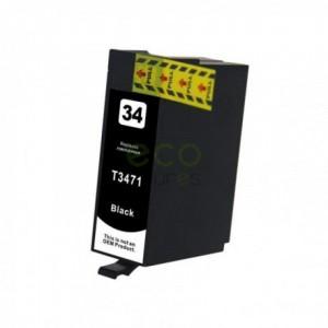 Epson 34XL BK - Tinteiro Genérico