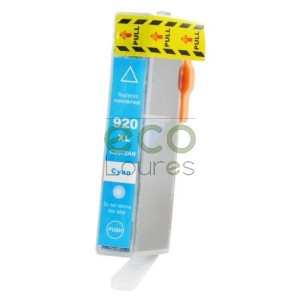 HP nº920XLC - Tinteiro Genérico