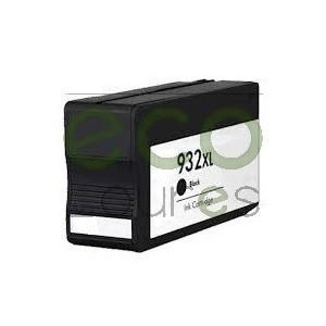 HP nº932XLBK - Tinteiro Genérico