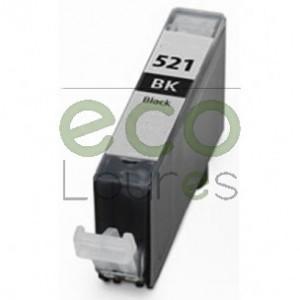 Canon CLI 521BK - Tinteiro Genérico