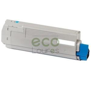 OKI C5600C / C5700C - Toner Genérico