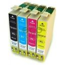 Epson T181x - Pack de 4 Tinteiros Genéricos