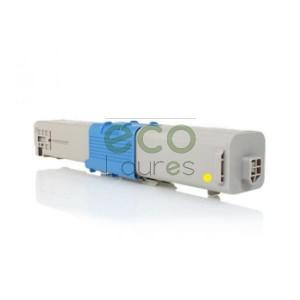OKI C310Y - Toner Genérico